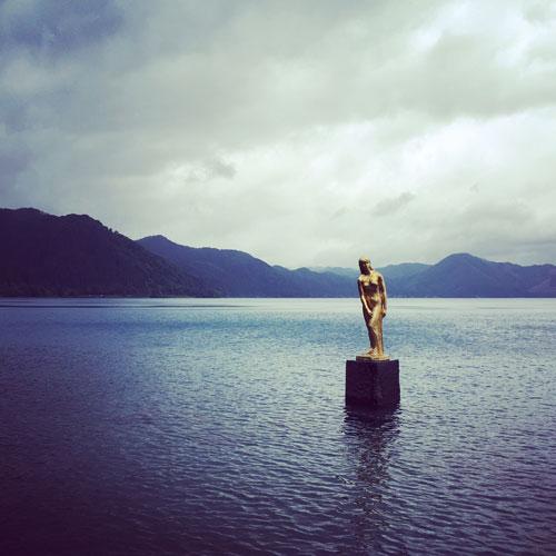 田沢湖2015