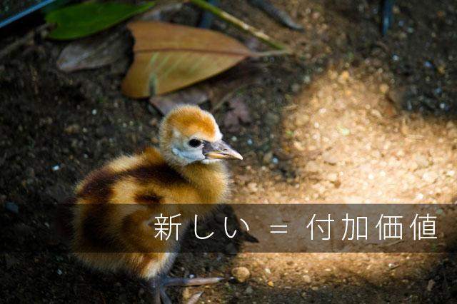 キャッチコピーのアイディア!タイトル&キーワード(新規性)
